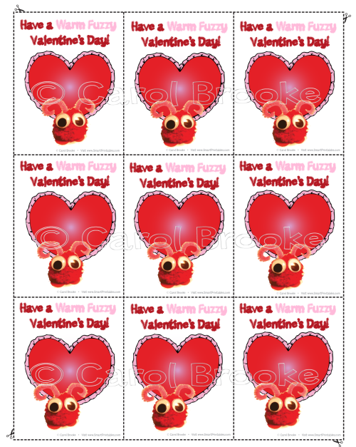 Valentines day cards for students – Valentine Cards for Students